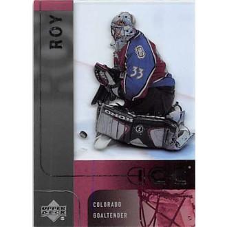Řadové karty - Roy Patrick - 2001-02 Ice No.8