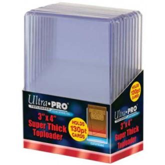 Příslušenství ke kartám - Plastový Toploader 130pt - 1ks