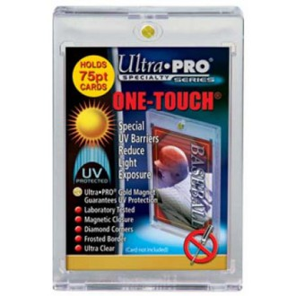 Příslušenství ke kartám - Ultra Pro One Touch Magnetic Holder 75pt