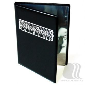 Příslušenství ke kartám - Album na karty A4 černé