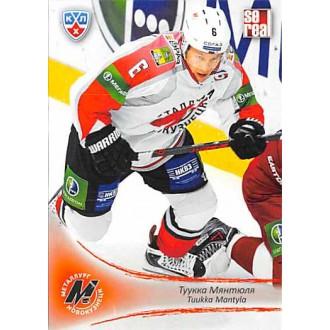Karty KHL - Mantyla Tuukka - 2013-14 Sereal No.MNK-08