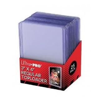 Příslušenství ke kartám - Regular Toploader 35pt - balení