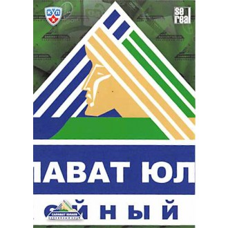 Karty KHL - Salavat Yulaev Ufa - 2013-14 Sereal Clubs Logo Puzzle No.PUZ-239