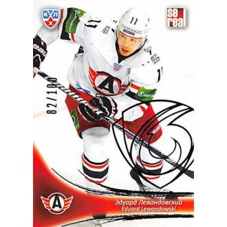Karty KHL - Lewandowski Eduard - 2013-14 Sereal Gold No.AVT-011