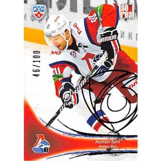 Karty KHL - But Anton - 2013-14 Sereal Gold No.LOK-010