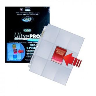 Příslušenství ke kartám - Folie Ultra Pro Platinum Side Load 100ks