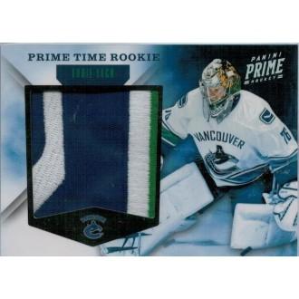 Exkluzivní karty - Lack Eddie - 2011-12 Prime Prime Time Rookies Jerseys Patch No.48
