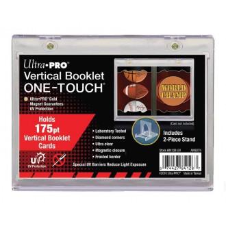 Příslušenství ke kartám - ONE-TOUCH® Vertical Booklet Card Holder 175pt