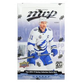 Boxy karet NHL - MVP Hockey Hobby Box 2018-19