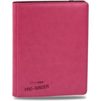 Příslušenství ke kartám - Ultra Pro PRO-BINDER Premium růžová