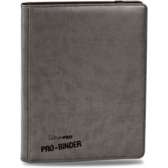 Příslušenství ke kartám - Ultra Pro PRO-BINDER Premium šedá