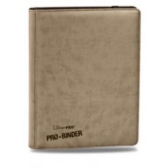 Příslušenství ke kartám - Ultra Pro PRO-BINDER Premium béžová