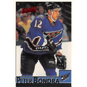 Řadové karty - Bondra Peter - 1995-96 Bowman No.55