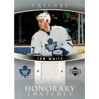 Jersey karty - White Ian - 2006-07 Trilogy Honorary Swatches No.HS-IW