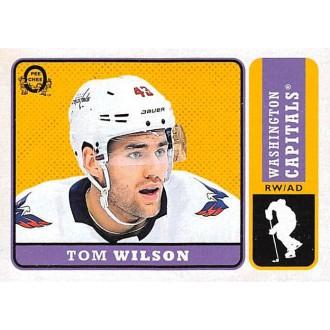 Paralelní karty - Wilson Tom - 2018-19 O-Pee-Chee Retro No.214 A1