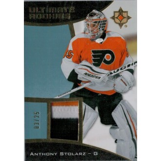 Patch karty - Stolarz Anthony - 2015-16 Ultimate Collection Gold No.63