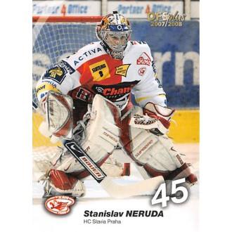Extraliga OFS - Neruda Stanislav - 2007-08 OFS No.400