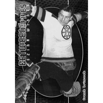 Řadové karty - Brimsek Frank - 2001-02 Between The Pipes No.128