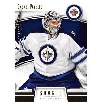Paralelní karty - Pavelec Ondřej - 2013-14 Rookie Anthology Gold No.99