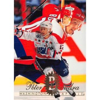Řadové karty - Bondra Peter - 1994-95 Flair No.196