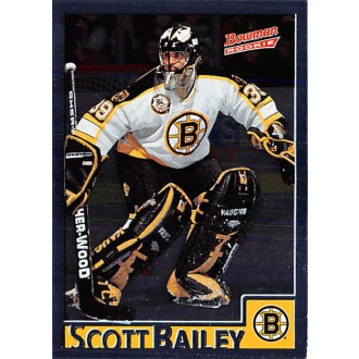 Paralelní karty - Bailey Scott - 1995-96 Bowman Foil No.158