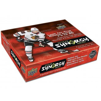 Boxy karet NHL - Box Synergy 2019-20