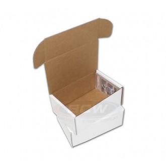 Příslušenství ke kartám - Papírová krabice BCW pro gradované karty