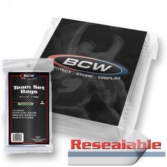 Příslušenství ke kartám - Obal na karty - Team Bags BCW