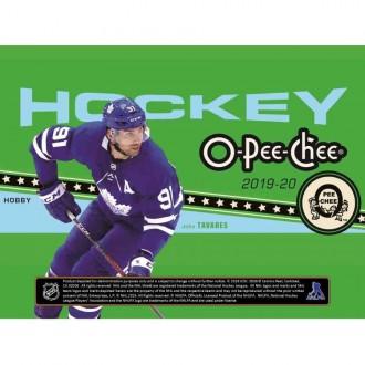 Balíčky karet NHL - Balíček O-Pee-Chee Hobby 2019-20