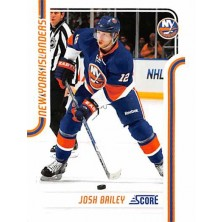 Bailey Josh - 2011-12 Score Glossy No.299