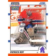 Roy Patrick - 1990-91 Score American No.312