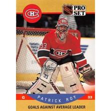 Roy Patrick - 1990-91 Pro Set No.399