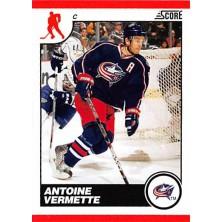 Vermette Antoine - 2010-11 Score No.159