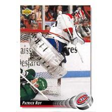 Roy Patrick - 1992-93 Upper Deck No.149