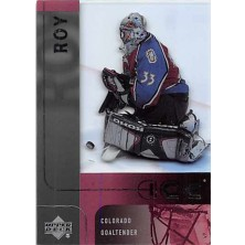 Roy Patrick - 2001-02 Ice No.8