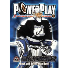 Khabibulin Nikolai - 2001-02 Adrenaline Power Play No.33