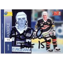 Kaberle Tomáš - 2002-03 DS Jágr Team No.50