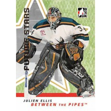 Ellis Julien - 2006-07 Between The Pipes No.28
