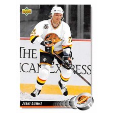 Lumme Jyrki - 1992-93 Upper Deck No.137