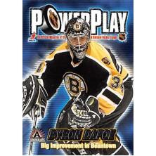 Dafoe Byron - 2001-02 Adrenaline Power Play No.4