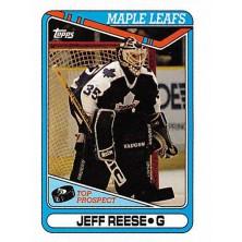 Reese Jeff - 1990-91 Topps No.349