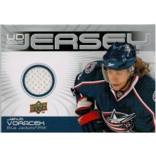 Voráček Jakub - 2010-11 Upper Deck Game Jerseys No.GJ-JV