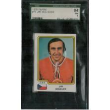 Holeček Jiří - 1979 Panini Stickers No.74