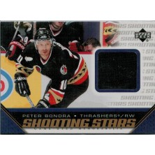 Bondra Peter - 2005-06 Upper Deck Shooting Stars Jerseys No.S-PB