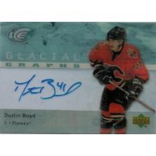 Boyd Dustin - 2007-08 Ice Glacial Graphs No.GG-BO