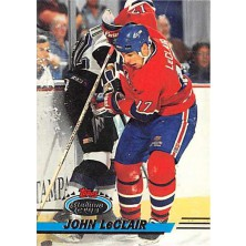 LeClair John - 1993-94 Stadium Club No.95