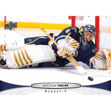 Halák Jaroslav - 2011-12 Upper Deck No.32
