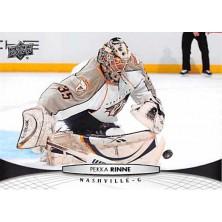 Rinne Pekka - 2011-12 Upper Deck No.96