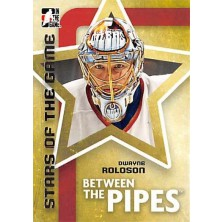 Roloson Dwayne - 2006-07 Between The Pipes No.62