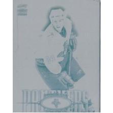Švehla Robert - 2000-01 Paramount Printing Plates Front No.108